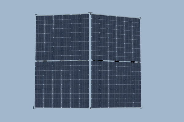 Why Raytech bifacial solar module will generate more power?
