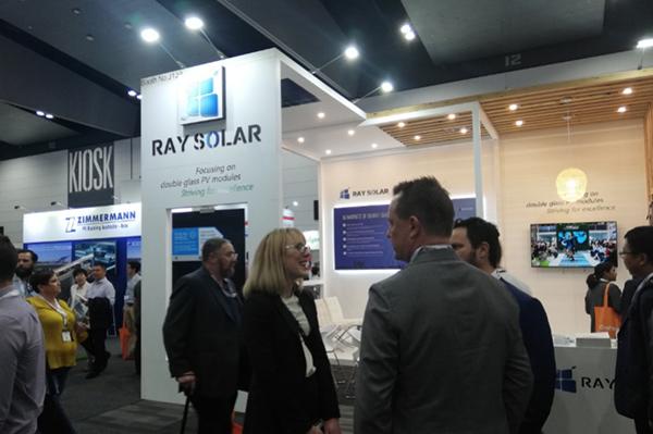 ALL ENERGY Raytech Unveiled at All-Energy Australia 2019
