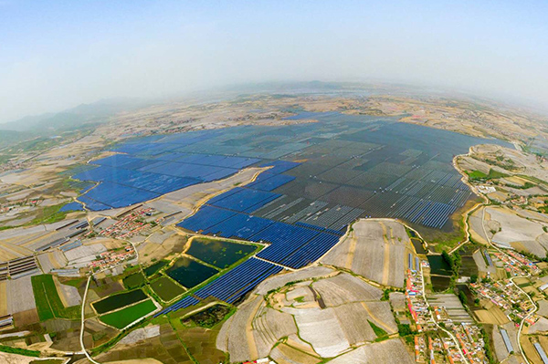 Dandong Water Surface Utility Solar Project
