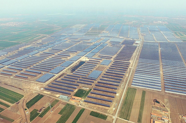 Solar panels play a significant role in China's 2060 Carbon Neutrality Target