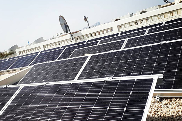 IBN National School Rooftop On-grid System