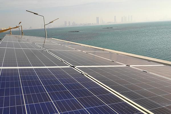 Busaiteen Waterfront Off-Grid System